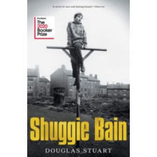 Douglas Stuart Shuggie Bain idegen nyelvű könyv
