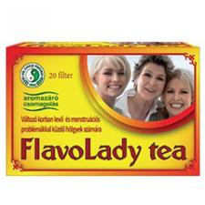 Dr. Chen Dr.chen flavolady tea 20db táplálékkiegészítő
