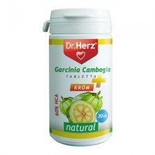 Dr.herz Garcinia Cambogia tabletta 30 db táplálékkiegészítő