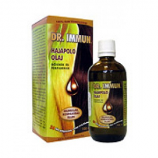 Dr. Immun - Hajápoló olaj korpásodás ellen hajápoló szer