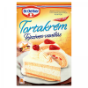 Dr.Oetker tortakrém 130 g tejszín-vanília