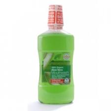Dr. Organic bio aloe vera szájvíz kozmetikum