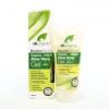 Dr. Organic Bioaktív Aloe vera gél uborkával, varázsmogyoróval 200 ml