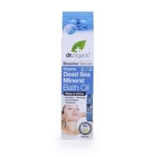 Dr.Organic Dr. Organic Holt tengeri Fürdőolaj - 100 ml tusfürdők