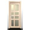 DRACO 3/B, borovi fenyő beltéri ajtó 75x210 cm