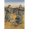 Dragon Model Kit figurky 6697 - CHOW TIME GERMAN ANTI-TANK GUN CREW w/3,7cm PaK 35/36 (1:35)