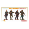 Dragon Model Kit figurky 6703 - MARCH TO THE WEST, WESTERN FRONT (1:35)