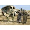 Dragon Model Kit figurky 6723 - ROMMEL AND HIS STAFF (N. AFRICA 1942) (1:35)