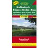 Dreiländereck-Dresden-Breslau-Prag autótérkép - f&b DEU 7