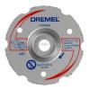 Dremel DSM20 többcélú karbid felsőmaró vágókorong (DSM600)