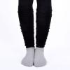 Dressa Dressa pamut lábszármelegítő - fekete