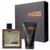 Dsquared2 He Wood Rocky Mountain Wood EDT 50 ml + Tusfürdõ 100ml Szett Uraknak