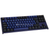 Ducky ONE 2 TKL Horizon PBT Gamer Billentyűzet, MX-Silver - Kék