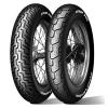 Dunlop D402 F H/D ( MH90-21 TL 54H fehérfalú, white wall gumi, Első kerék, M/C )