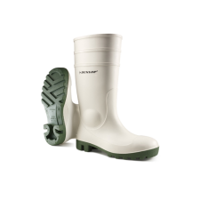 Dunlop hygrade safety 171bv 9hysa fehér csizma munkavédelmi cipő