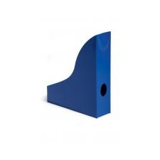 """DURABLE Iratpapucs, műanyag, 73 mm, DURABLE, \""""Basic\"""", kék lefűző"""