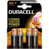 DURACELL Basic Duracell AA 4 db