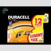 DURACELL BSC 12 db AAA elem