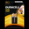DURACELL BSC elem (9V) - DL (5000394077225)
