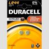 DURACELL LR 44 gombelem
