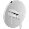 Duravit C.1 egykaros zuhanycsaptelep, falsík alatti szereléshez C14210010010