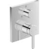 Duravit C.1 egykaros zuhanycsaptelep, falsík alatti szereléshez C14210011010