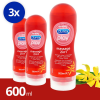 Durex Play 2in1 masszázsolaj - Ylang Ylang - 3 X 200ml