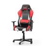 DXRacer Drifting D61-NWR fekete / fehér / piros Gamer szék