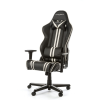 DXRacer Racing R9-NW fekete / fehér Gamer szék