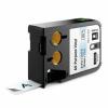 Dymo 1868742, 19mm x 7m, fekete nyomtatás / átlátszó alapon, eredeti szalag