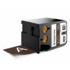 Dymo 1868790, 54mm x 7m, fehér nyomtatás / barna alapon, eredeti szalag