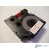 DYMO D1 45805 19mm * 7m fehér alapon piros utángyártott feliratozószalag kazetta