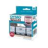DYMO Etikett, LW nyomtatóhoz, 25x89 mm, 100 db etikett, DYMO