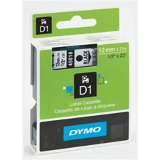 """DYMO Feliratozógép szalag, 6 mm x 7 m, DYMO """"D1"""", sárga-fekete nyomtató kellék"""