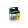"DYMO Feliratozógéphez, zsugorcső, 12 mm x 1,5 m, DYMO ""Rhino"", fehér-fekete"
