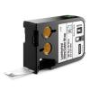 Dymo XTL 1868704, 21mm x 21mm, 250db, fekete nyomtatás / fehér alapon, eredeti szalag