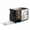 Dymo XTL 1868708, 38mm x 39mm, 150db, fekete nyomtatás / fehér alapon, eredeti szalag