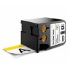 Dymo XTL 1868714, 51mm x 102mm, 70db, fekete nyomtatás / fehér alapon, eredeti szalag