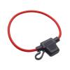 E107 Autós késes biztosíték tartó