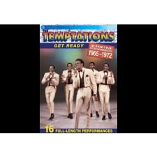 EAGLE ROCK The Temptations - Get Ready - Definite Performances 1965-1972 (Dvd) soul