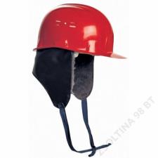 Earline® Téli sisakbélés, műszőrme+filc védősisak