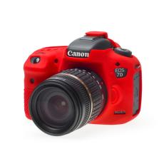 Easy Cover ecc7d2r camera case canon eos 7d m ii piros kamera tok