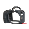 EasyCover Canon szilikon tok 100D fekete
