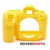 EasyCover szilikon védőtok Nikon D3200 sárga