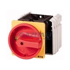EATON 096383 T5-3-8342/EA/SVB Főkapcsoló VÉSZ-KI 6p 100A beépíthető villanyszerelés