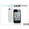 Eazy Case Apple iPhone 4 hátlap - fehér