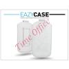 Eazy Case DECO SLIM univerzális bőrtok - Samsung i8160 Galaxy Ace 2/Sony Xperia E1/Huawei Ascend Y200 - fehér - 17. méret