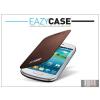 Eazy Case Samsung i8190 Galaxy S III mini flipes hátlap - EFC-1M7FAEGSTD utángyártott - brown