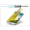 Eazy Case Samsung i9500 Galaxy S4 S View Cover flipes hátlap on/off funkcióval - EF-CI950BYEGWW utángyártott - yellow