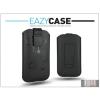 Eazy Case STYLE SLIM univerzális tok - Samsung S6500 Galaxy Mini 2/HTC Desire 200 - fekete - 13. méret